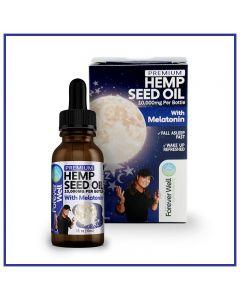 Hemp Oil Melatonin