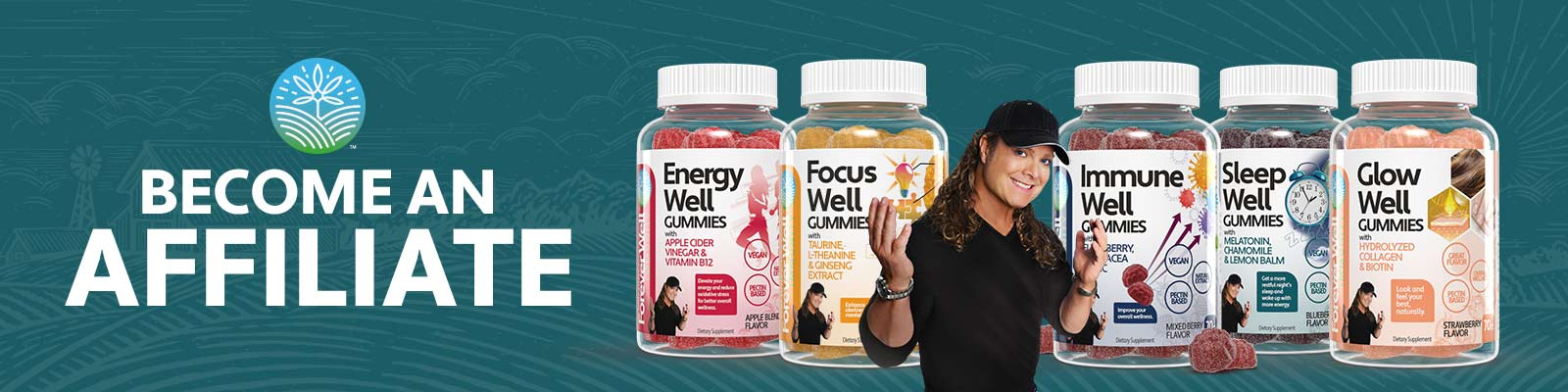 Become a Wellness Products Affiliate