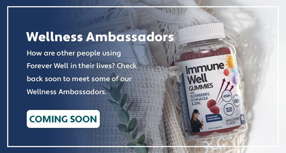 Wellness Products Ambassadors