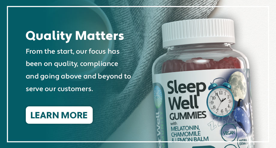 Wellness Products Quality
