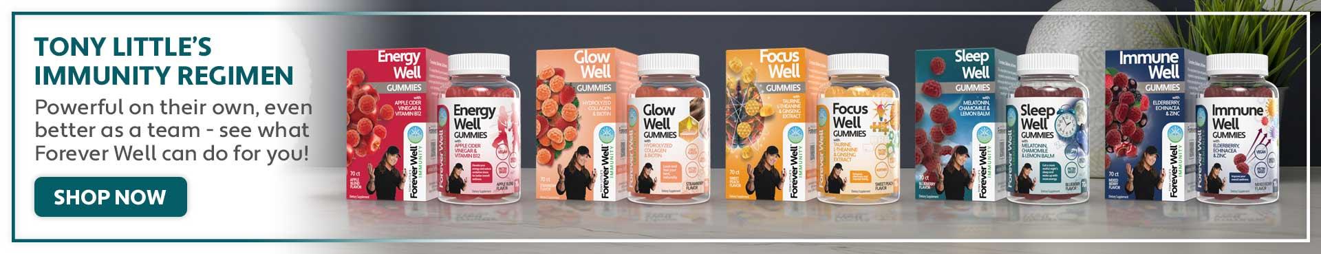 Wellness Products Regimen